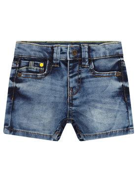 Mayoral Mayoral Pantaloncini di jeans 1285 Blu Regular Fit
