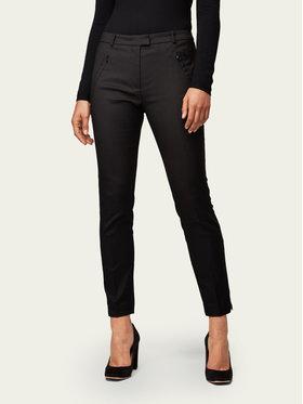 Boss Boss Pantalon en tissu Anaita5 50290225 Noir Slim Fit