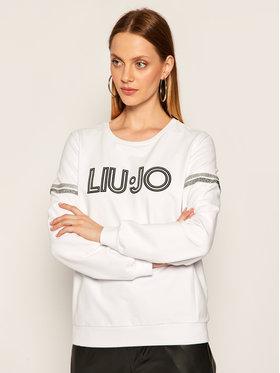 Liu Jo Sport Liu Jo Sport Bluza TF0118 F0780 Biały Regular Fit