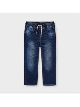 Mayoral Mayoral Jeans 3567 Dunkelblau Jogger Fit