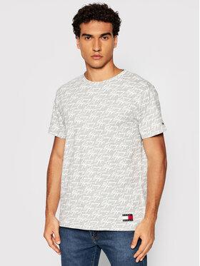 Tommy Hilfiger Tommy Hilfiger T-Shirt Signature UM0UM02248 Grau