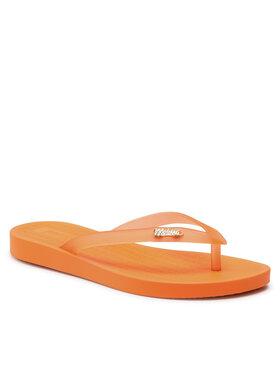 Melissa Melissa Джапанки Sun Flip Flop 33493 Оранжев