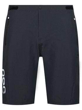 POC POC Спортни шорти Mtb Essential Enduro Light Shorts 52835 Черен Regular Fit
