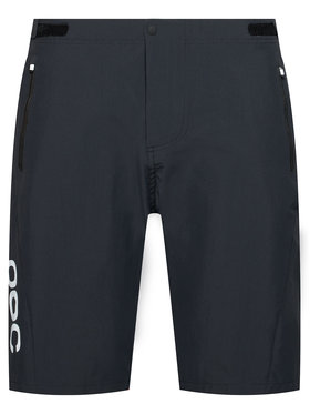 POC POC Szorty sportowe Mtb Essential Enduro Light Shorts 52835 Czarny Regular Fit