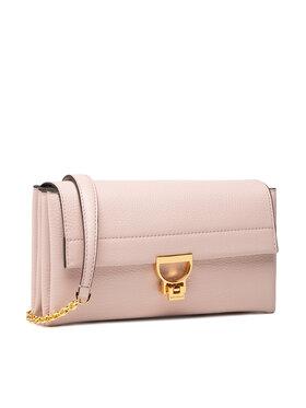 Coccinelle Coccinelle Дамска чанта ID5 Arlettis E1 ID5 15 03 01 Розов