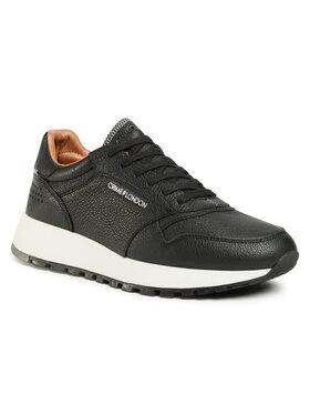 Crime London Crime London Sneakers Extralight Runner 11222AA3.20 Negru