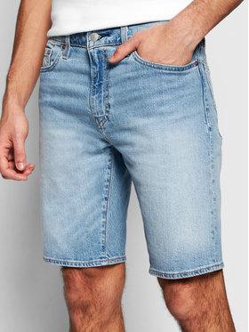 Levi's® Levi's® Szorty jeansowe 405™ Standard 39864-0036 Niebieski Regular Fit