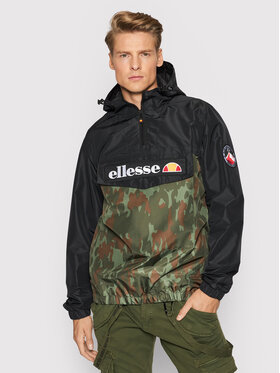 Ellesse Ellesse Anorak jakna Mont 2 SHK06040 Zelena Regular Fit