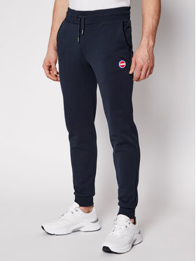 Colmar Colmar Teplákové kalhoty Brit 8254R 1SH Tmavomodrá Regular Fit