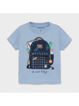 Mayoral Mayoral T-Shirt 1011 Blau Regular Fit