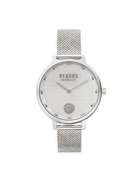 Versus Versace Versus Versace Laikrodis VSP1S1420 Sidabrinė