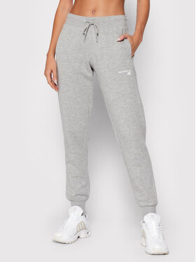 New Balance New Balance Teplákové kalhoty Classic Core Fleece WP03805 Šedá Athletic Fit