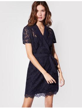 Morgan Morgan Kasdieninė suknelė 211-RCLAIRE Tamsiai mėlyna Slim Fit