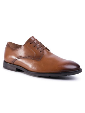 Clarks Clarks Pantofi Ronnie Walk 261480277 Maro