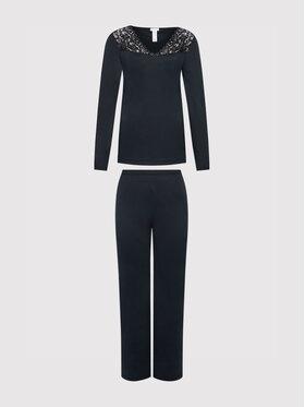 Hanro Hanro Pijama Moments 7932 Negru