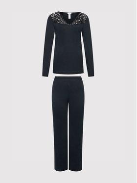 Hanro Hanro Pyjama Moments 7932 Noir
