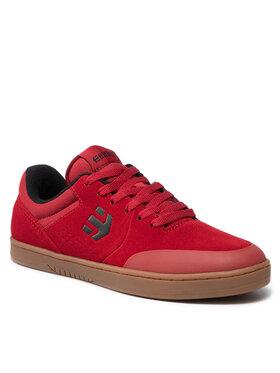Etnies Etnies Sneakersy Marana 4101000403645 Červená