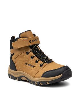 Hi-Tec Hi-Tec Παπούτσια πεζοπορίας Conari Mid Jr AVSAW20-HT-01-Q3 Καφέ