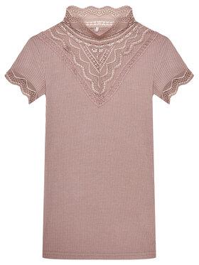 NAME IT NAME IT T-shirt 13177765 Ružičasta Slim Fit