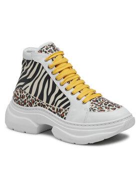 Eva Minge Eva Minge Sneakersy EM-49-09-001060 Biela