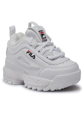 Fila Fila Sneakers Disruptor F Infants 1010826.1FG Weiß