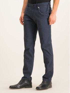 Roy Robson Roy Robson Pantaloni di tessuto 953-51 Blu scuro Regular Fit