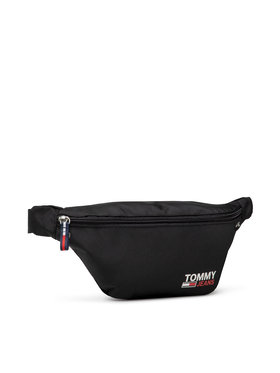 Tommy Jeans Tommy Jeans Rankinė ant juosmens Tjm Campus Bumbag AM0AM07501 Juoda