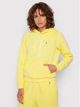 Polo Ralph Lauren Polo Ralph Lauren Sweatshirt 211794394016 Jaune Regular Fit