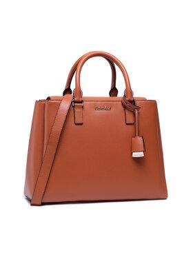 Calvin Klein Calvin Klein Handtasche Tote Md K60K608243 Braun