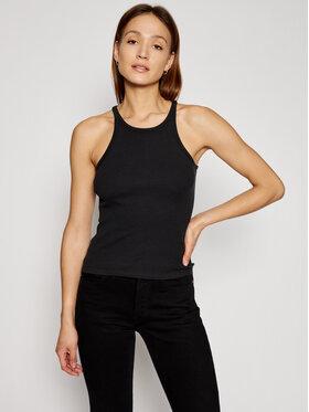 Levi's® Levi's® Marškinėliai High Neck 19706-0003 Juoda Slim Fit