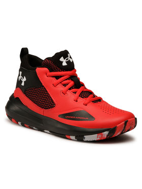 Under Armour Under Armour Schuhe Ua Gs Lockdown 5 3023533-601 Rot