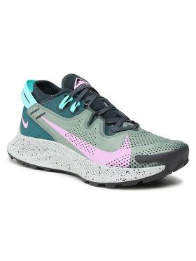 Nike Nike Buty Pegasus Trail 2 CK4309 300 Zielony
