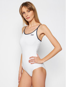 Fila Fila Body Sadie 687609 Weiß Regular Fit