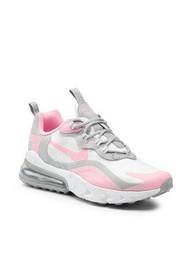 Nike Nike Scarpe Air Max 270 React (GS) BQ0103 104 Bianco