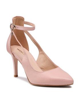 Wojas Wojas Обувки на ток 35018-54 Розов