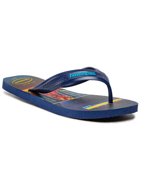 Havaianas Havaianas Flip flop Top Max St Fgh Fc 41456340555 Bleumarin