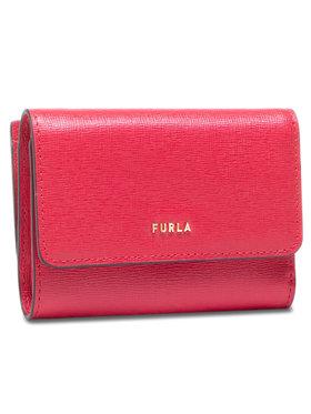 Furla Furla Malá dámska peňaženka Babylon PCZ0UNO-B30000-RUB00-1-007-20-CN-P Červená