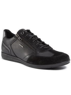Geox Geox Sneakers U Adrien C U027VC 02243 C9999 Negru