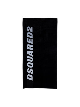 Dsquared2 Dsquared2 Πετσέτα D7P002430 Μαύρο
