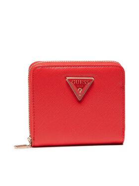 Guess Guess Portafoglio piccolo da donna Small Zip Around SWVS79 89370 Rosso