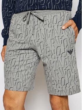 Emporio Armani Underwear Emporio Armani Underwear Športové kraťasy 111004 1P566 05248 Sivá Regular Fit