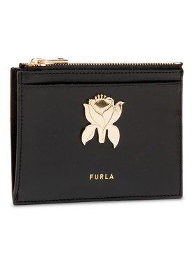 Furla Furla Etui na karty kredytowe Tuberosa WP00069-MSD000-O6000-1-007-20-CN-P Czarny
