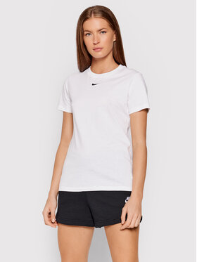 Nike Nike T-Shirt Sportswear CZ7339 Bílá Standard Fit