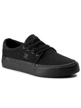 DC DC Πάνινα παπούτσια Trase Tx ADYS300126 Μαύρο