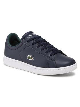 Lacoste Lacoste Sneakers Carnaby Evo 0721 1 Suj 7-41SUJ0001092 Blu scuro
