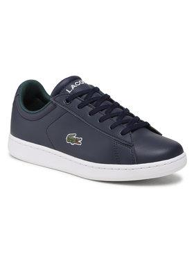 Lacoste Lacoste Sneakersy Carnaby Evo 0721 1 Suj 7-41SUJ0001092 Tmavomodrá