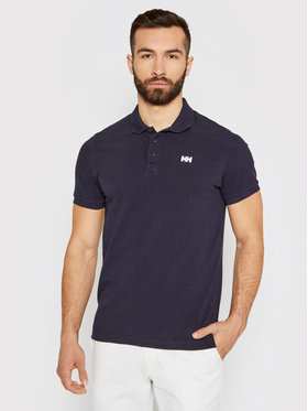 Helly Hansen Helly Hansen Polo Transat 33980 Granatowy Regular Fit