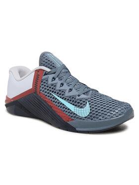Nike Nike Topánky Metcon 6 CK9388 040 Sivá