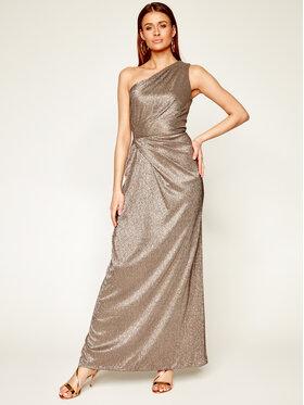 Lauren Ralph Lauren Lauren Ralph Lauren Vakarinė suknelė Sp20 Sc E 253786067 Auksinė Regular Fit