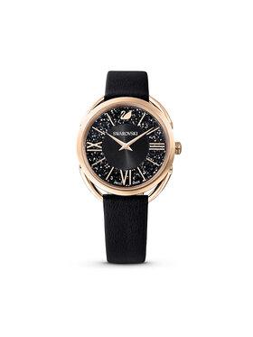 Swarovski Swarovski Montre Crystalline Glam Ls 5452452 Noir